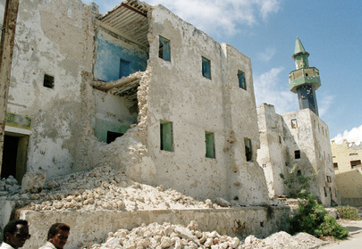 Mission UNOSOM II, Somalia (1993-94)