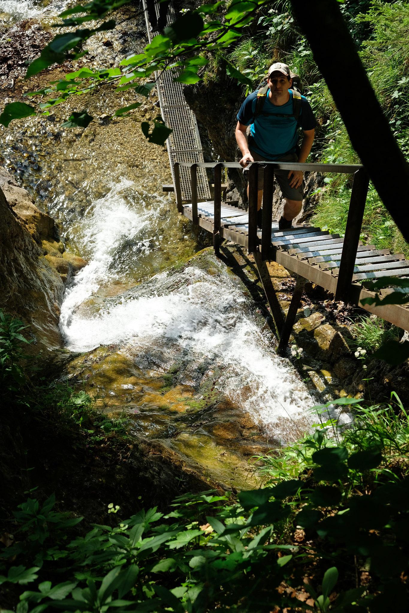 Jánošíkové Gorges, Little Fatra, Slovakia