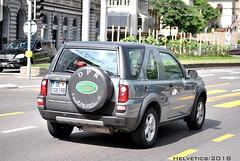 Land Rover Freelander - Northern Macedonia, Gevgelija
