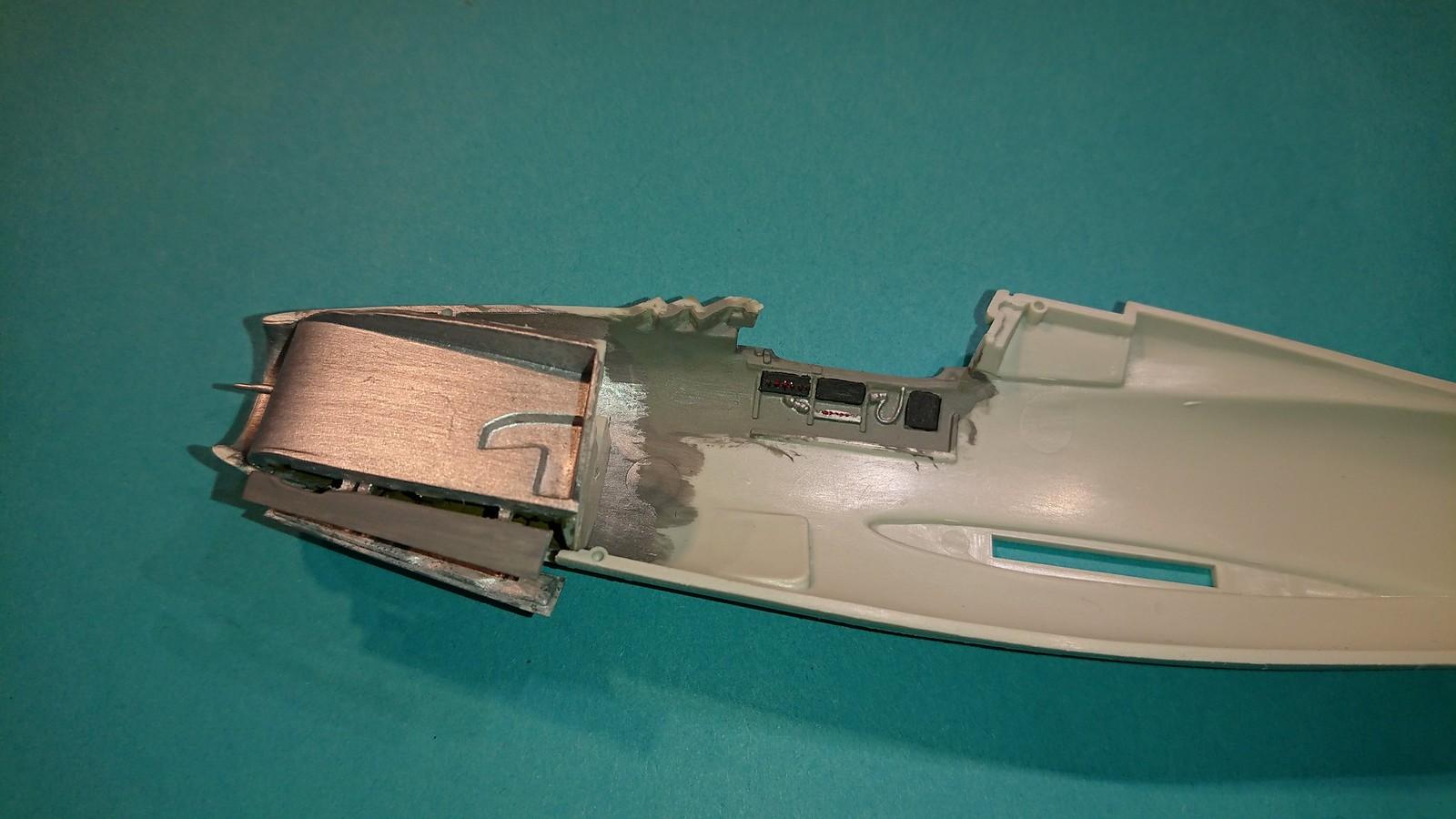 Bundesluftwaffe F-84F JaboG 33 - Revell 1/48 - Sida 2 29119541787_ddbad63ed6_h
