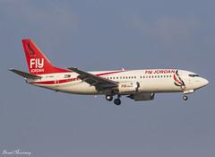 Fly Jordan 737-300 JY-SOA