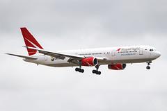 Royal Flight B767-300ER VP-BRE 0012