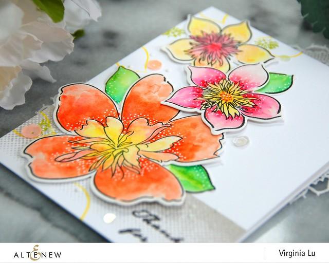 Altenew-FloralArt-Virginia#5