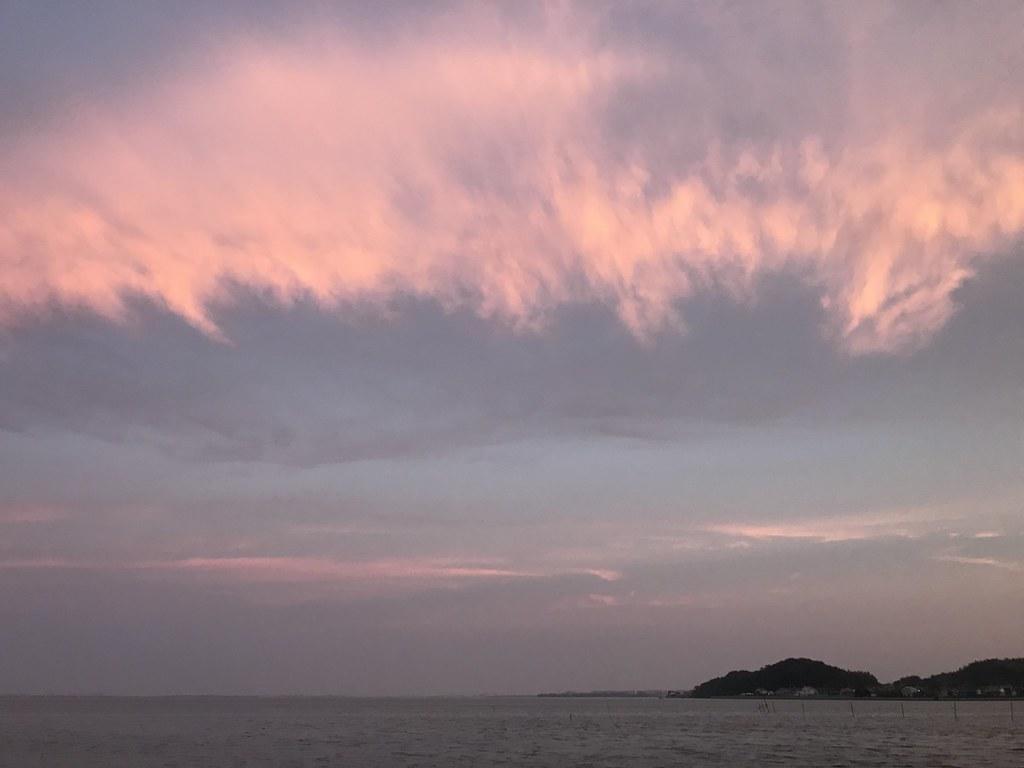 浜名湖は綺麗である