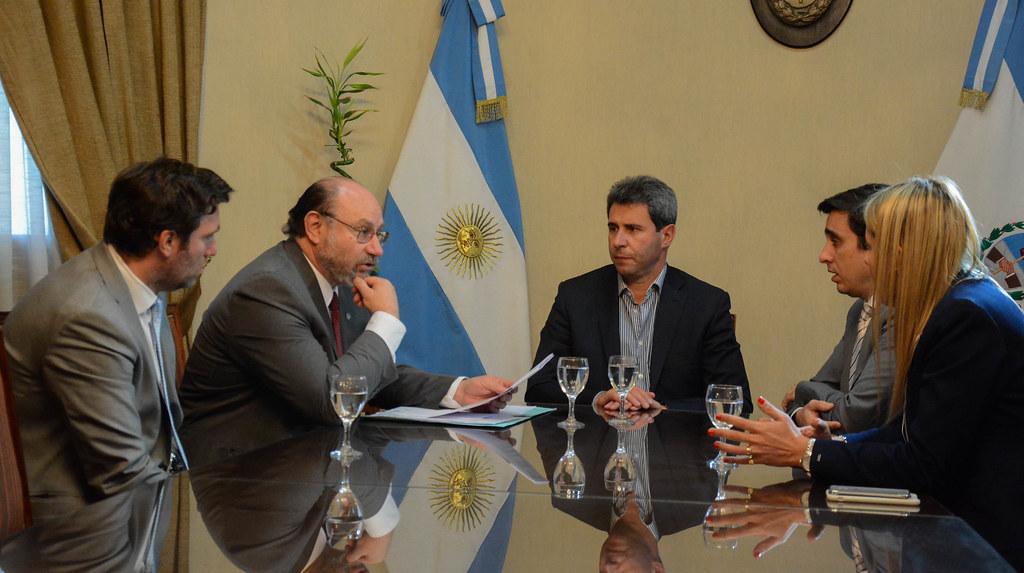 El presidente del Consejo de la Magistratura del Poder Judicial de la Nación visitó San Juan