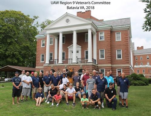 Veterans Committee Hot Dog Roast Batavia, NY 2018