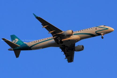 I-ADJS // Air Dolomiti // Embraer ERJ-195LR