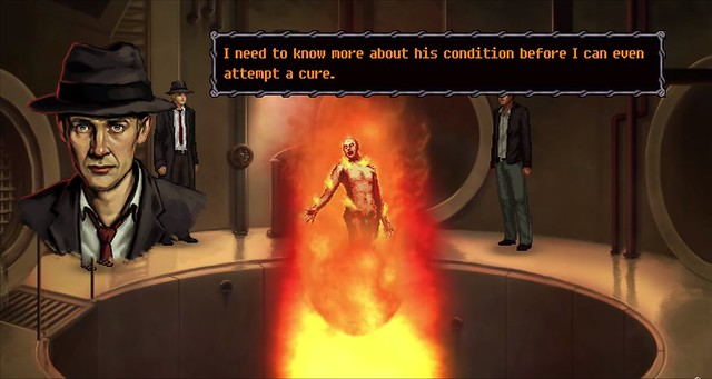 Unavowed - Jordan Immolation
