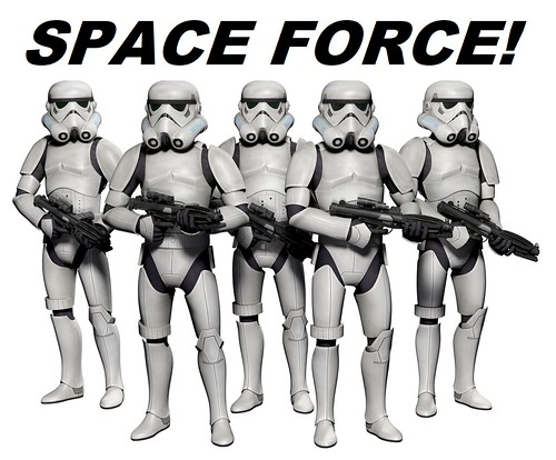 Space Force: Countdown to Blast Off!