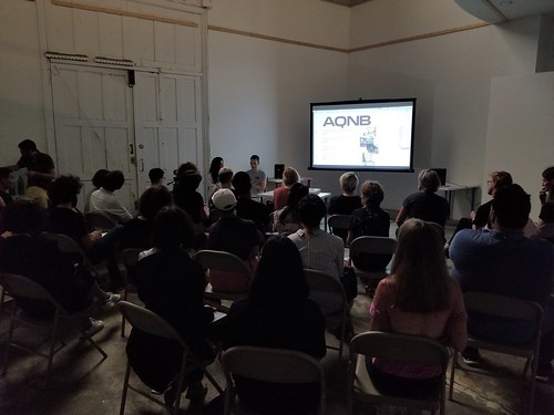 RU Talk: Martin Kohout in conversation with Frankie Altamura