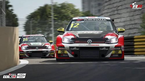 Volkswagen Motorsport GTI TCR RaceRoom 3