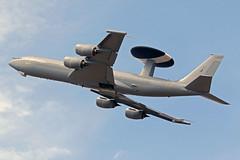 Boeing E-3D Sentry (ZH-103) Royal Air Force