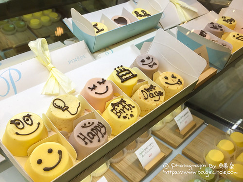 【PINEDE | 彼內朵】來自日本名古屋的法式蛋糕店*桃園南崁店 | 貝果桑