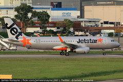 9V-JSQ | Airbus A320-232 | Jetstar Asia