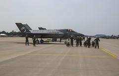 Lightning Strikes Volk Field: F-35s integrate