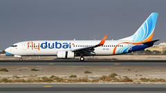 Flydubai 737.