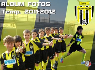 C.D. ALGETEÑO - Temporada 2011-2012
