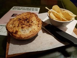 Smokey Maple Pie at Fitz & Potts