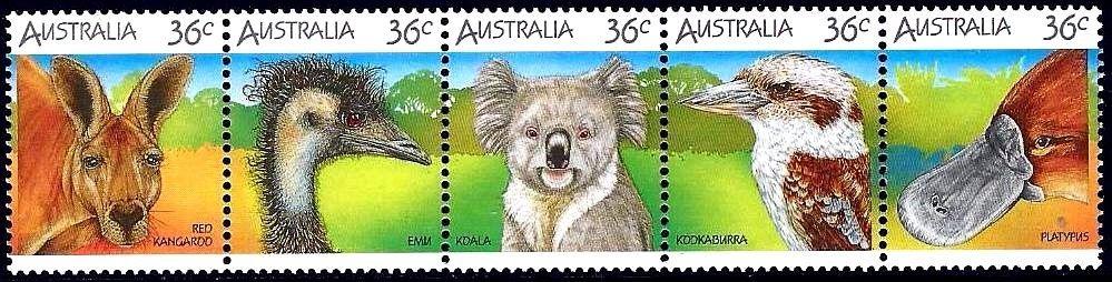 Australia - Scott #992 (1986)