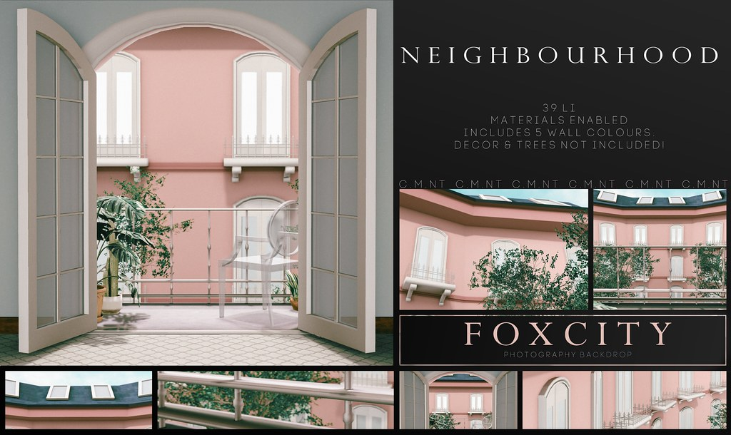 FOXCITY. Photo Booth - Neighbourhood @ Blush Event - TeleportHub.com Live!