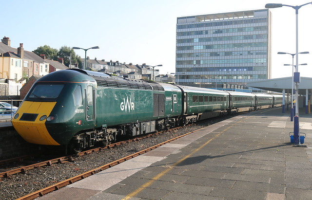43198 at Plymouth - 6/08/18, Canon EOS 750D, Canon EF-S 18-55mm f/3.5-5.6 IS STM