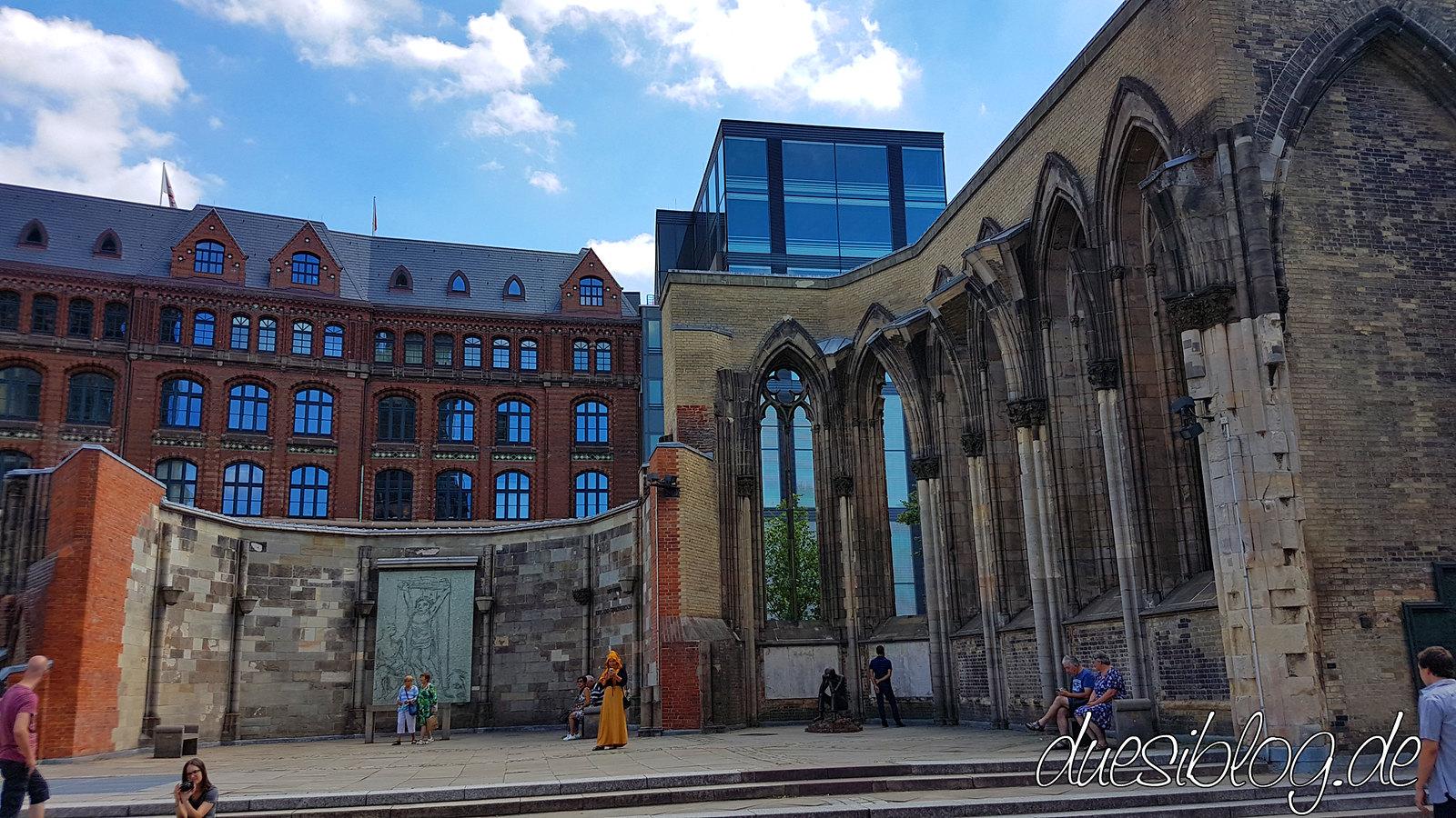 Hamburg - St. Nikolai Kirche