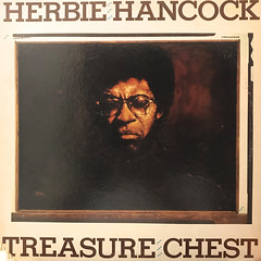 HERBIE HANCOCK:TREASURE CHEST(JACKET A)