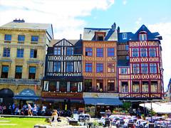 Rouen - old town part 2