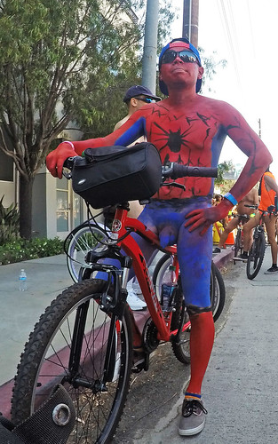 L.A. World Naked Bike Ride 2018 (160225)