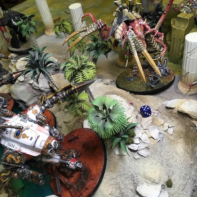 Medal of Colors Indomitus Crusade Battles-45