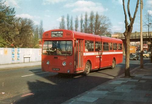 London Bus Route 126