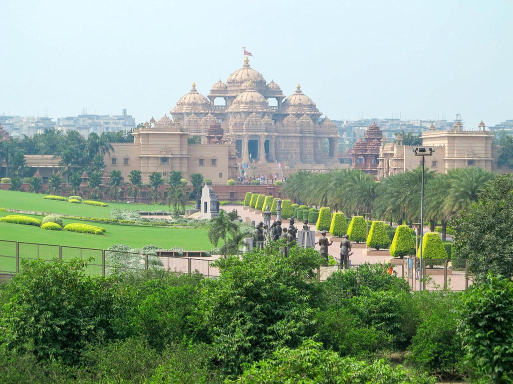 Templo Akshardam