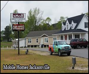 mobile homes jacksonville