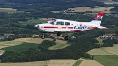 Piper PA28-161 / Aéroclub du Beauvaisis / F-HNXF - Photo of Bailleul-sur-Thérain