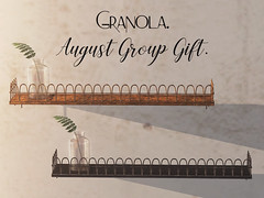 Granola. New August Group Gift.