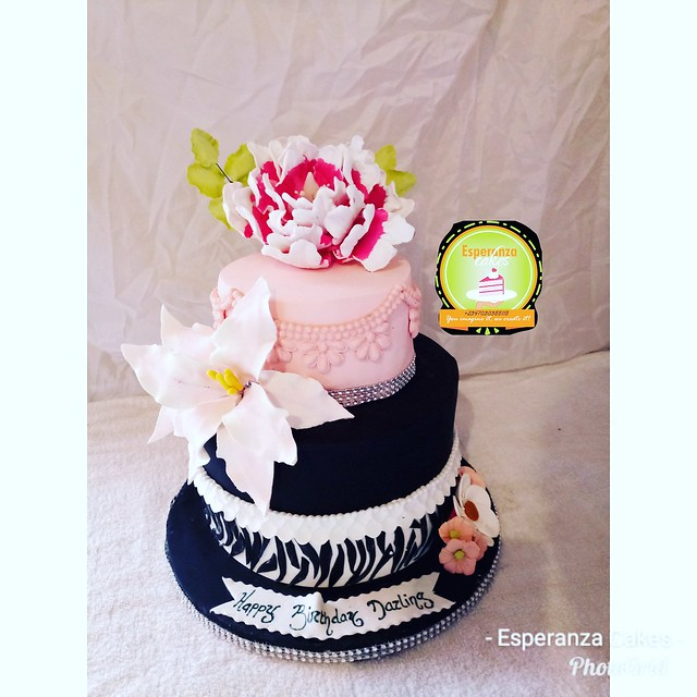 Cake by Chy Esperanza