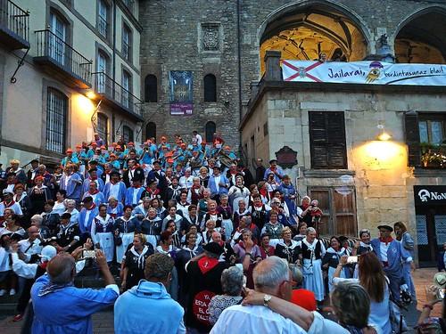 Verano en fiestas por Vitoria-Gasteiz