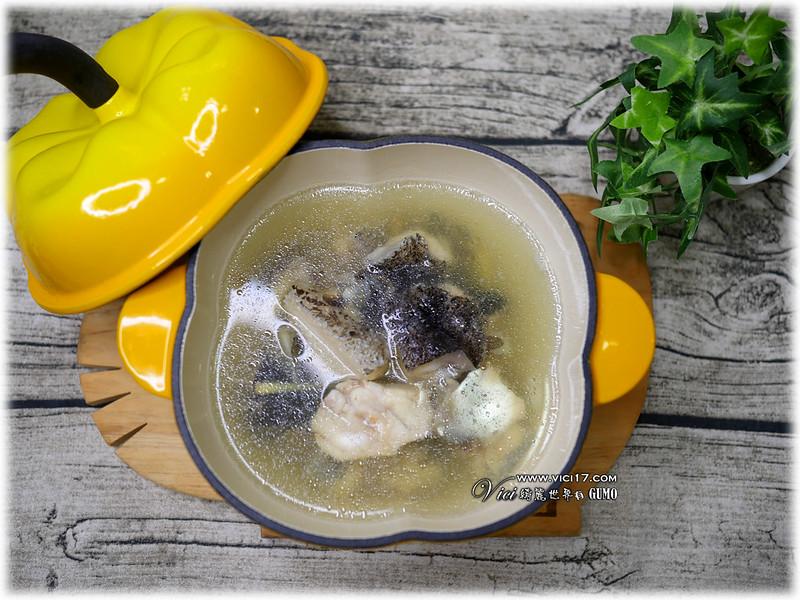 薑絲鮮魚湯002