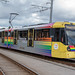 Metrolink 3071 #RainbowTram
