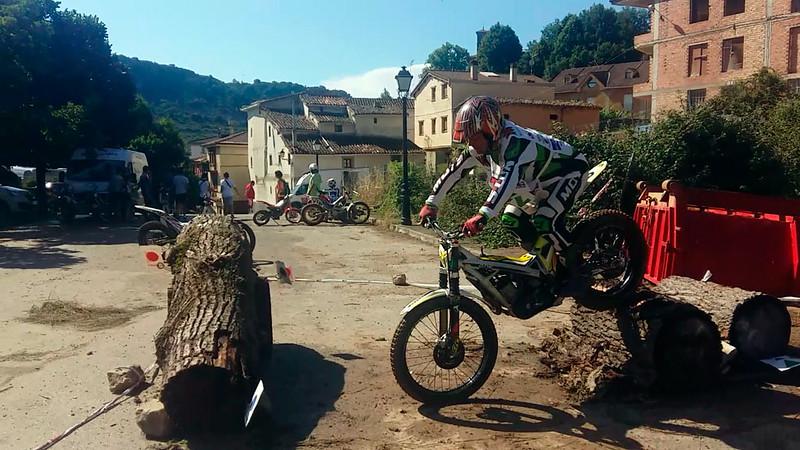Trial Torrecilla de Cameros. Cto. Riojano Navarro 2018