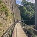 Millenium Walkway, Torr Vale Mill & River Goyt