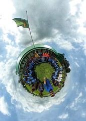 #bangladesh #flag #green #village #school #blue #sky #littleplanet #littleworld
