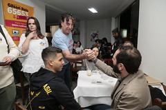 Lançamento Campanha e Aniversário do  Gilson Reis 16-08-2018 Foto Anna Castelo Branco (49)