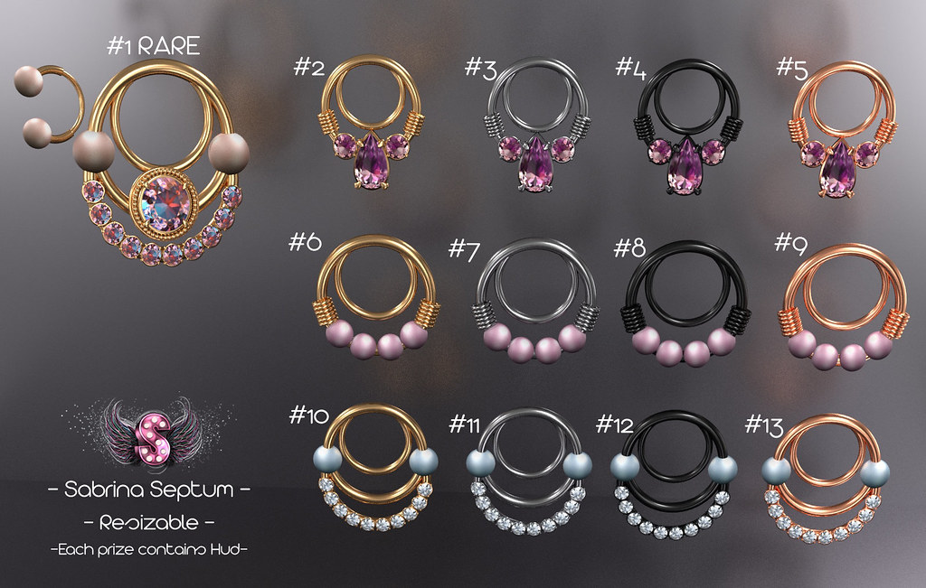 .::Supernatural::. Sabrina Septum @ Pocket Gacha