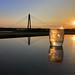 Sake Sunset