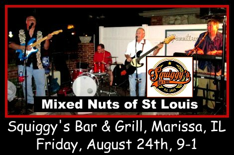 Mixed Nuts of St. Louis 8-24-18