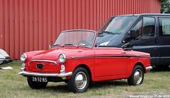 Autobianchi Bianchina cabriolet 1966