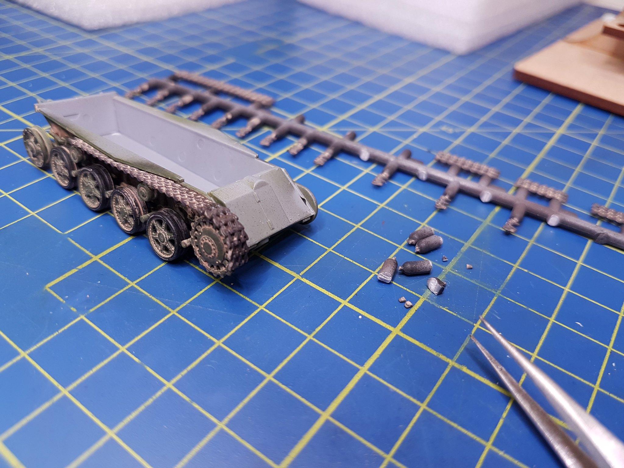 IBG Models 1/72 Stridsvagn m/40L Swedish Light Tank - Sida 2 28120529267_d42ece0762_k