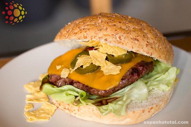 as melhores hamburguerias de Madri: Timesburg