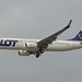 LOT Polish Airlines Boeing 737-89P(WL) SP-LWA